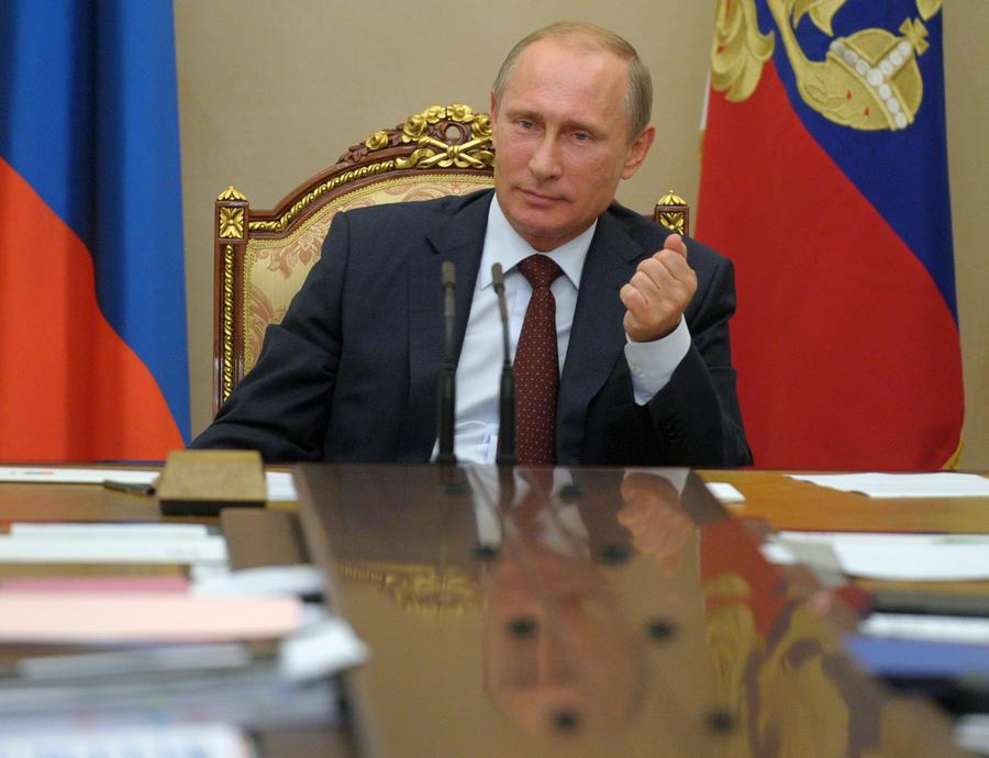 Владимир Путин: Обстановка в мире требует дальнейшего повышения эффективности ШОС
