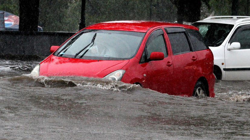 В результате наводнения на Сардинии погибли девять человек
