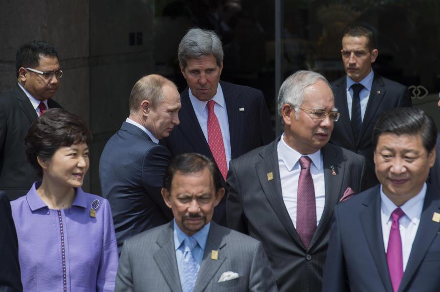 Владимир Путин встретится сегодня с Джоном Керри