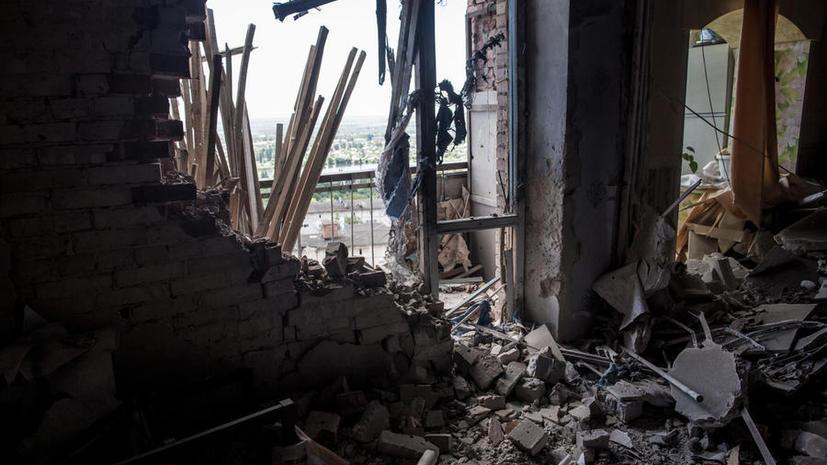 МИД РФ: В Киеве глухи к призывам сохранить жизни людей