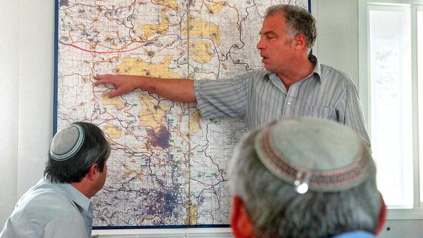 Министр: Израиль продолжит строительство на Западном берегу реки Иордан