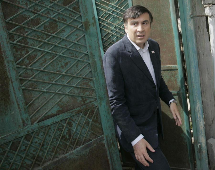 Журналист: Михаила Саакашвили в Одессе ждёт судьба Наполеона в битве при Ватерлоо