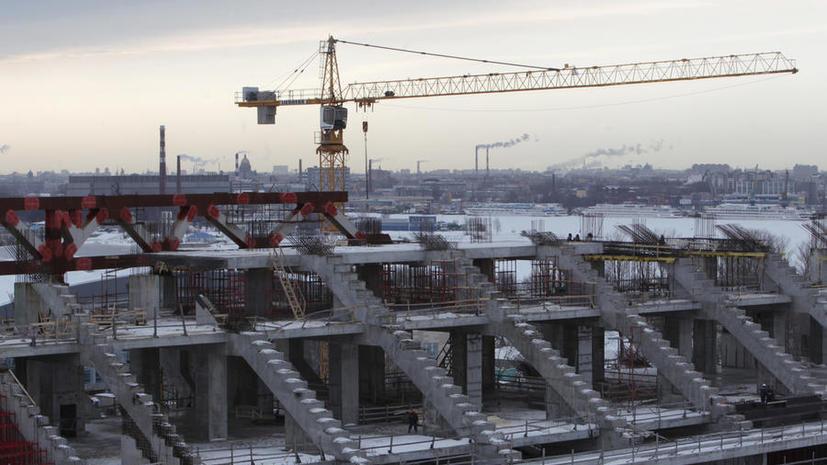 Контрольно-счетная палата Петербурга: при строительстве стадиона «Зенит» исчезли почти 4 млрд рублей