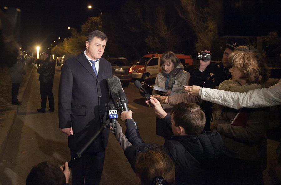 Губернатор: Казаки будут дежурить на улицах Волгограда