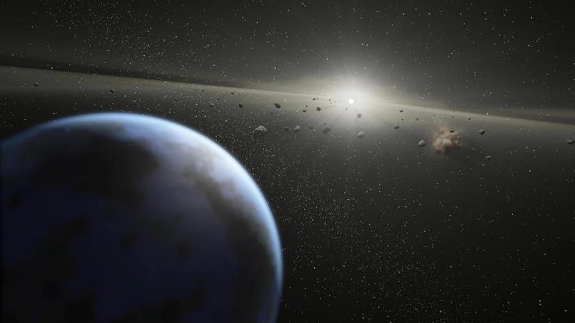 Учёные: Астероиды - потенциальные плацдармы для завоевания космоса