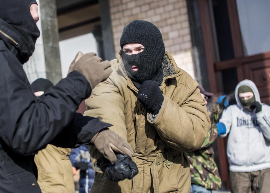 «Правый сектор» создаёт свои отделения на востоке Украины