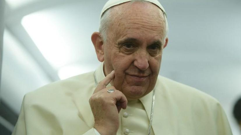 Все псы попадают в рай: Папа Франциск обещал животным жизнь после смерти
