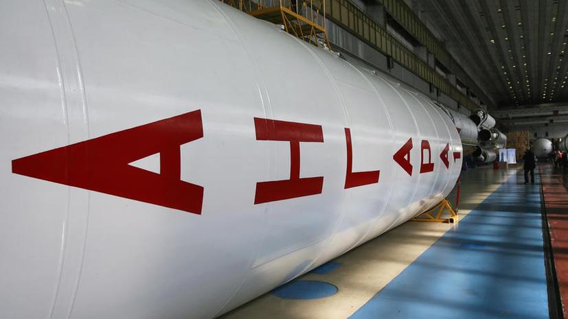 Россия готовится к запуску первых ракет «Ангара»