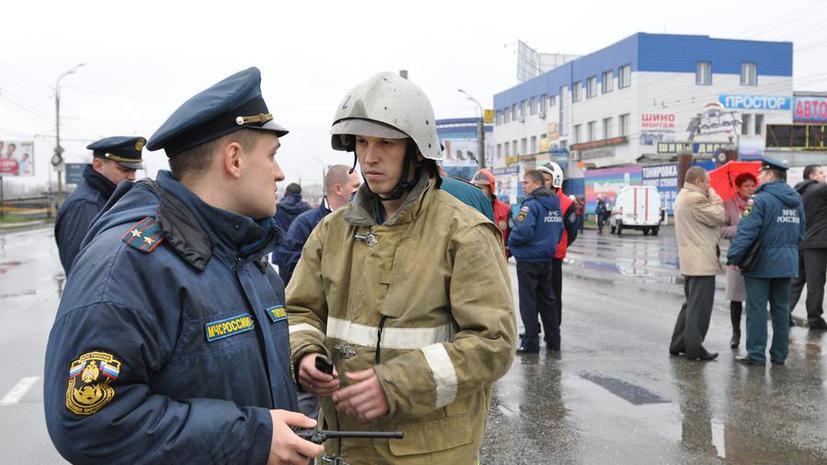 МЧС: повторных подземных толчков в Москве не будет