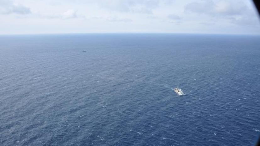 Представитель порта Магадан: Траулер «Дальний Восток» мог затонуть из-за перегруза