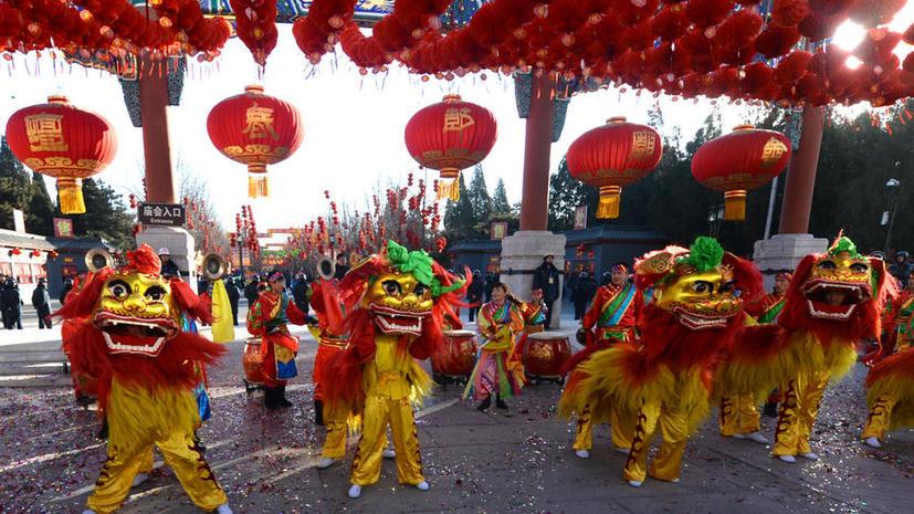 Метеорологи и экологи призывают китайцев отказаться от фейерверков на Новый год