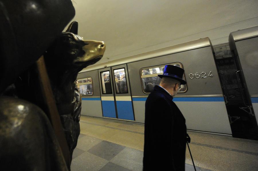 Россия и НАТО вместе спустятся в метро, чтобы найти бомбу