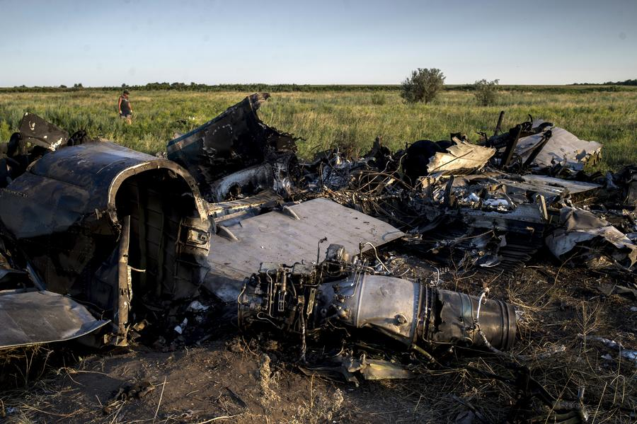 Минобороны РФ: Обвинения со стороны Киева в том, что Россия сбила украинский самолёт, абсурдны
