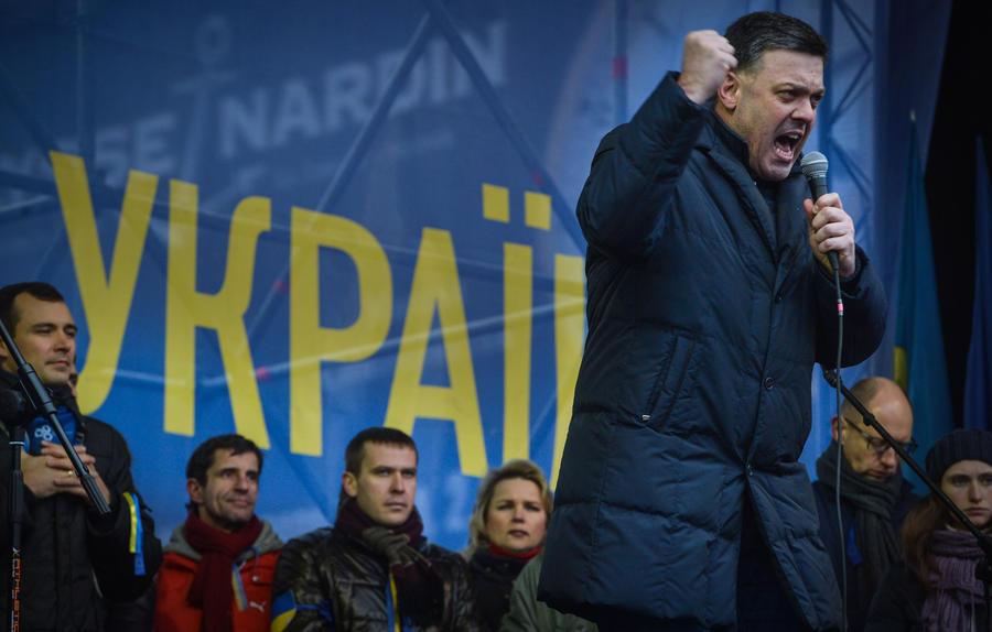Немецкие СМИ: Ключевую роль в смене власти на Украине сыграли ультранационалисты
