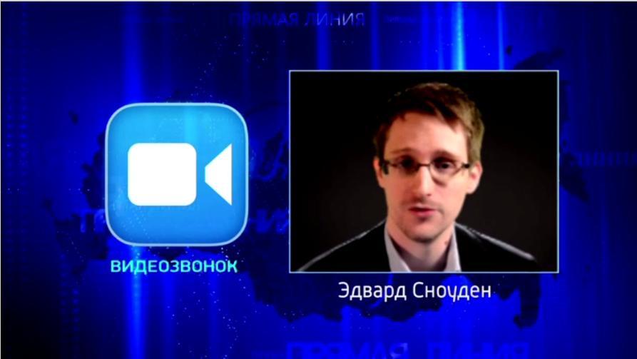 Анатолий Кучерена: Сноуден самостоятельно отправил свой видеовопрос Путину