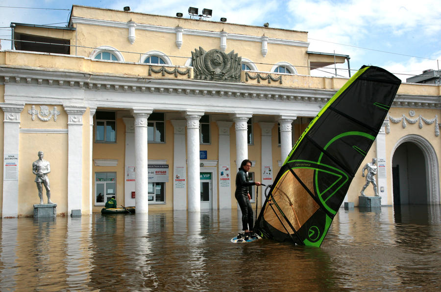 Следственный комитет проверяет чиновников Дальнего Востока в связи с наводнением