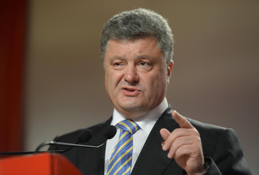 ЦИК: После подсчёта 70% бюллетеней Пётр Порошенко набрал 53,75% голосов