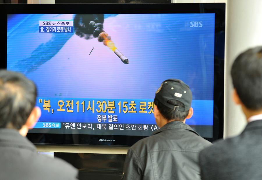 СМИ: В создании северокорейской ракеты могли использоваться украинские технологии