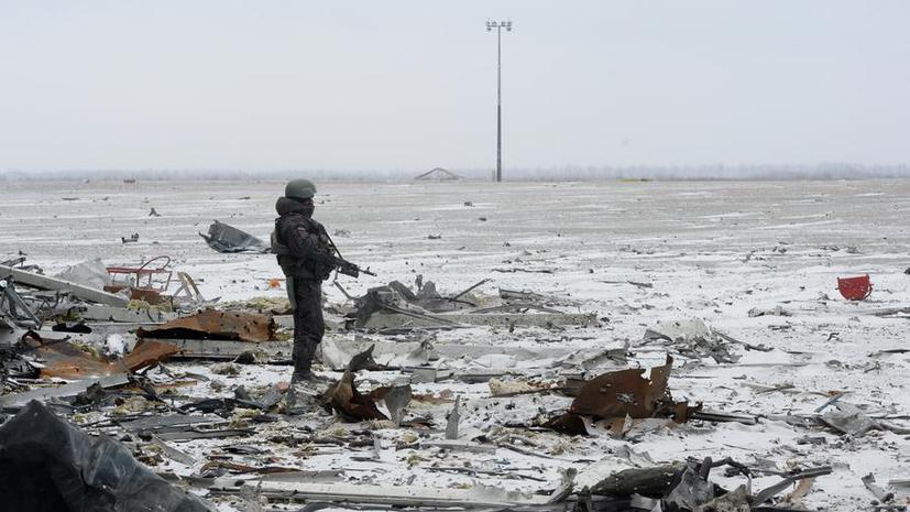 Координатор прекращения огня: Силовики и ополченцы заинтересованы в соблюдении перемирия
