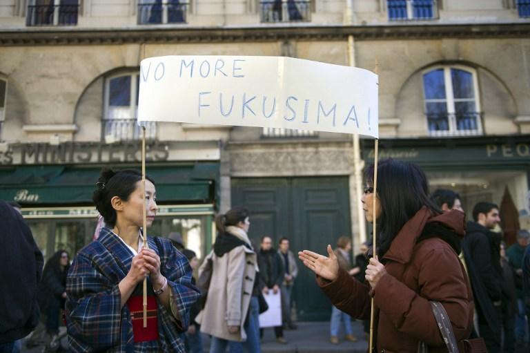 На Фукусиме неисправны три резервуара для радиоактивной воды