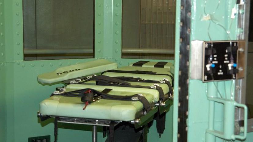 Американские смертники просят отсрочить исполнение приговора после неудачной казни заключенного