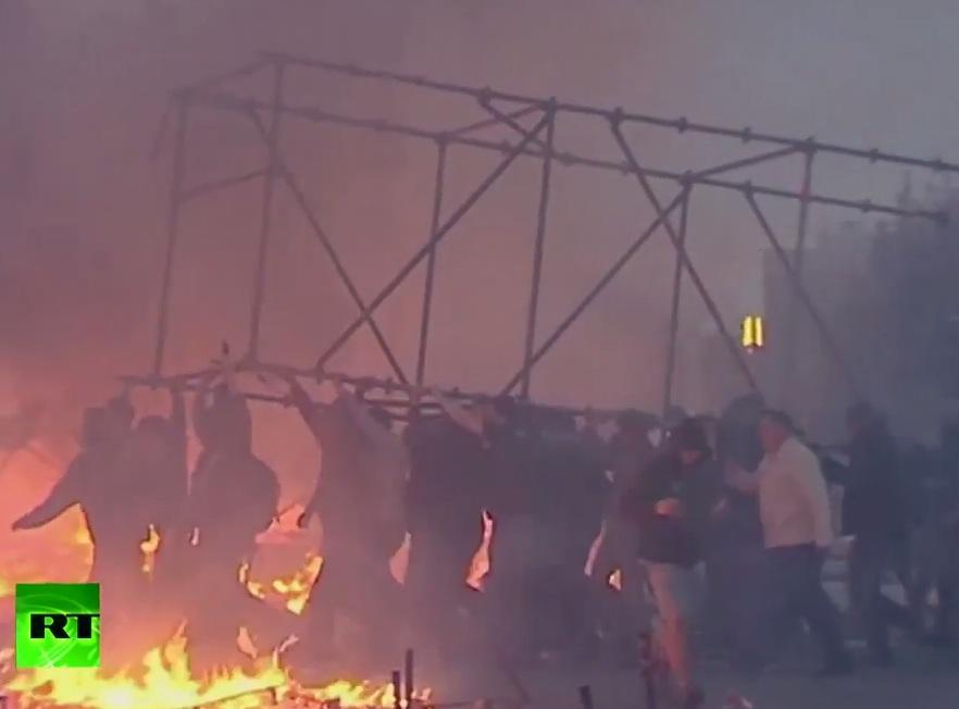 Сторонники федерализации в Одессе сформируют партизанское движение для отпора «Правому сектору»