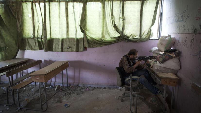 СМИ: Сирийская оппозиция на грани междоусобной войны