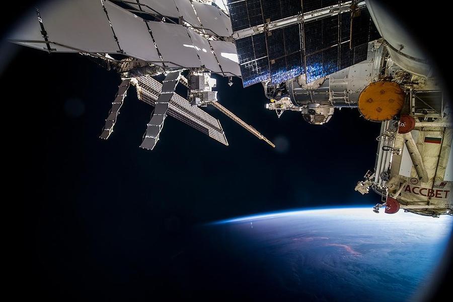 СМИ: Исследователи космоса из России и США будут готовиться к межпланетным полётам
