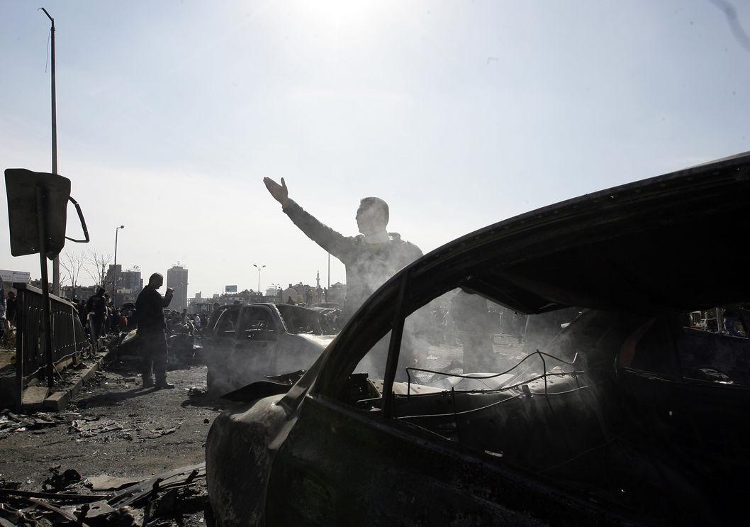 Заявление России о теракте в Дамаске заблокировали в ООН