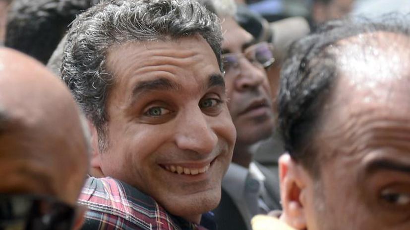 Политическая сатира обострила отношения США и Египта