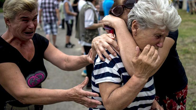 Власти Украины переписали 37 законов, чтобы легализовать карательную операцию на востоке страны