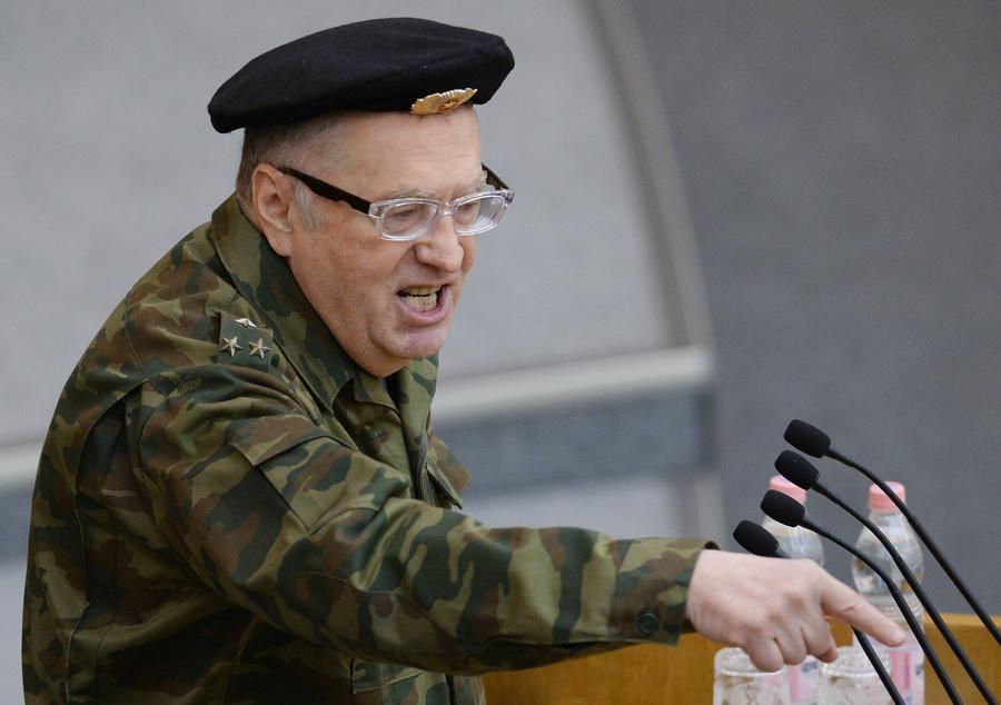 Владимир Жириновский: Благодаря выборам ЛНР и ДНР получат право на признание