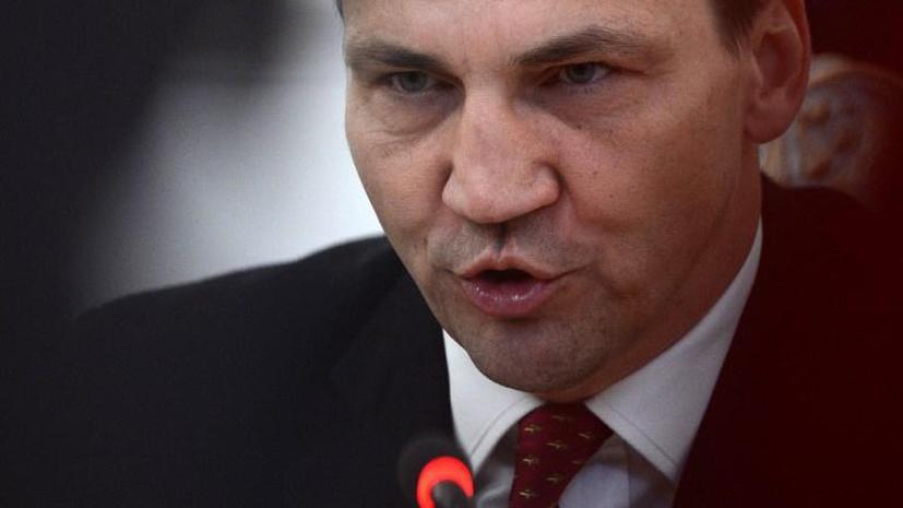 МИД Польши: РФ не возвращает обломки самолета Качиньского, так как на нем могут быть «следы атомной бомбы»