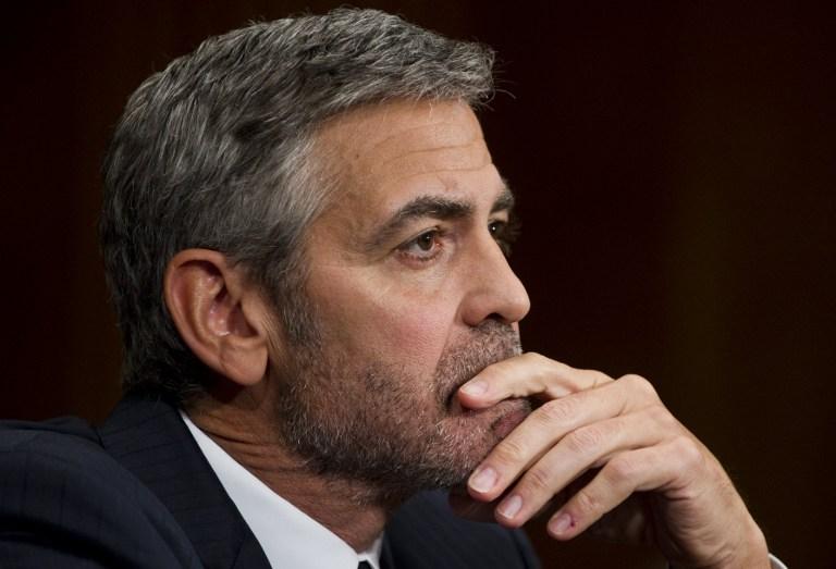 Джордж Клуни – потомок Линкольна?