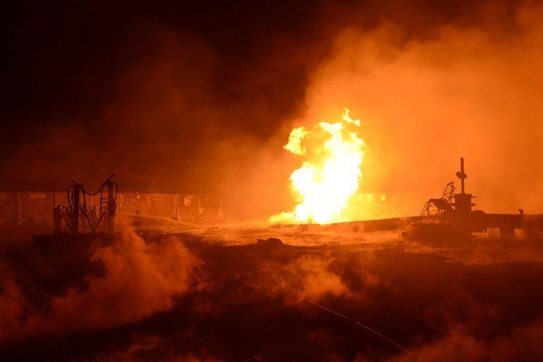 Террористы взорвали нефтепровод в Йемене
