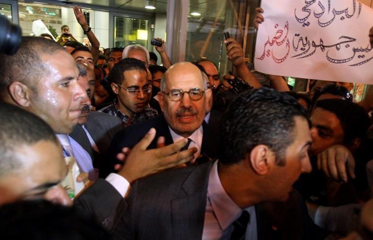Мухаммед аль-Барадеи стал вице-президентом Египта