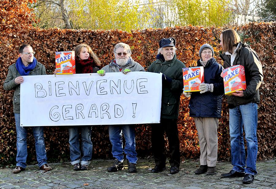 Премьер-министр Франции раскритиковал Жерара Депардье