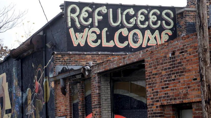 США намерены закрыть въезд в страну беженцам из Сирии и Ирака
