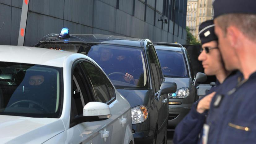 Самый опасный преступник Франции задержан в Париже