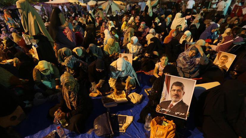 Сторонникам свергнутого президента Египта Мухаммеда Мурси предъявлены обвинения