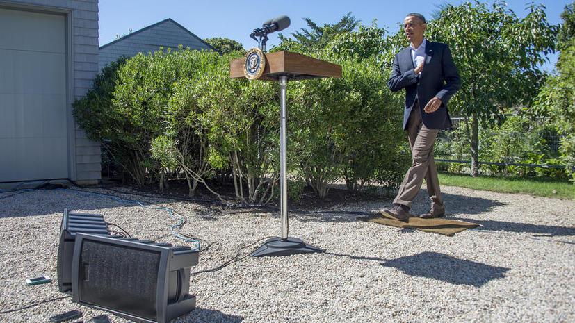 СМИ: Обаме не удастся удвоить американский экспорт к 2015 году