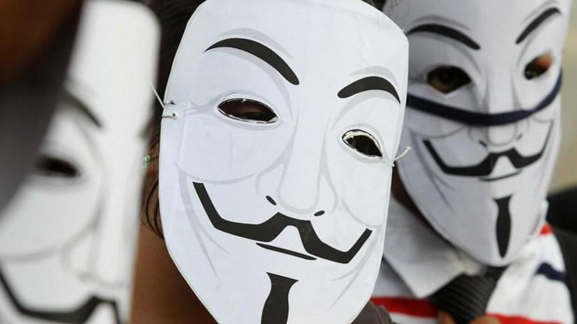Anonymous пригрозили отомстить греческому правительству  за закрытие вещательной компании EPT