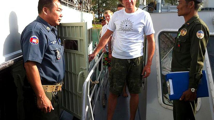 Сергей Полонский остался в камбоджийской тюрьме на неопределенный срок