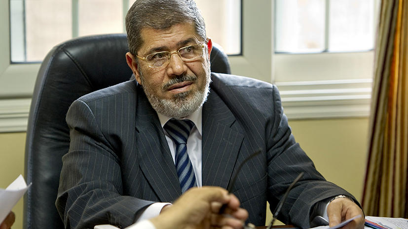 «Братья-мусульмане» обвинили оппозицию в подготовке похищения Мурси