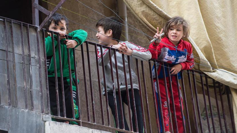 Католический епископ в Алеппо в интервью RT: Сирийцы относятся к операции ВКС РФ как к спасению