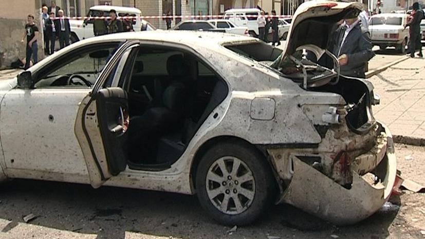 В здании банка в Дагестане прогремело два взрыва: трое погибли