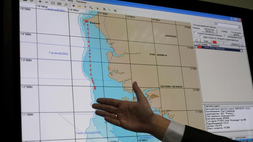Владельцы «Олега Найдёнова» готовы внести за судно залог в размере $1 млн