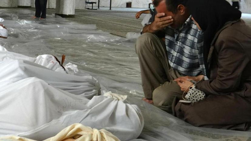 Либерал-демократы Европарламента выступают за радикальное решение сирийского вопроса