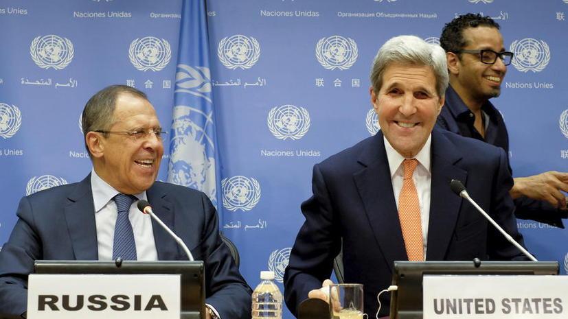 Bloomberg: Россия и США близки к компромиссу по сирийскому вопросу