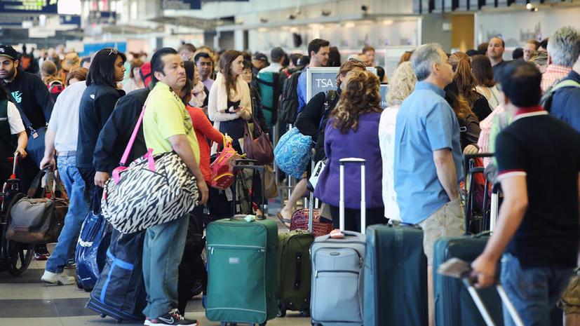 На направляющиеся в США авиарейсы запретили проносить разряженные телефоны